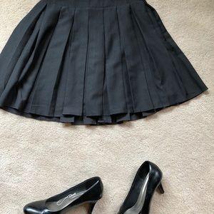 Forever 21 Skirts - Flared Black Shirt